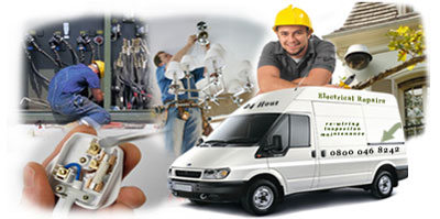 East Grinstead electricians